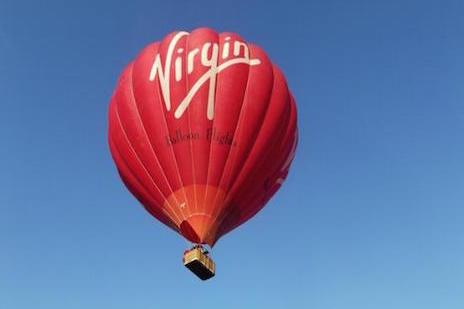 Virgin Balloon Flights Maidstone and Oakwood House